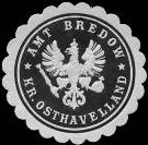 Briefsiegel Amt Bredow